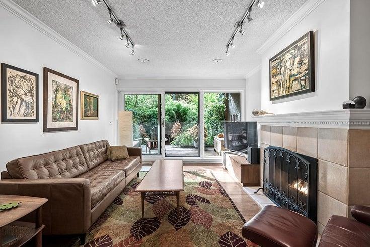 311 1405 W 15TH AVENUE - Fairview VW Apartment/Condo for sale, 1 Bedroom (R2622148)