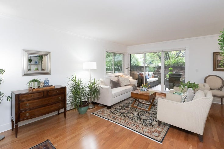 102 1266 W 13TH AVENUE - Fairview VW Apartment/Condo for sale, 2 Bedrooms (R2622164)