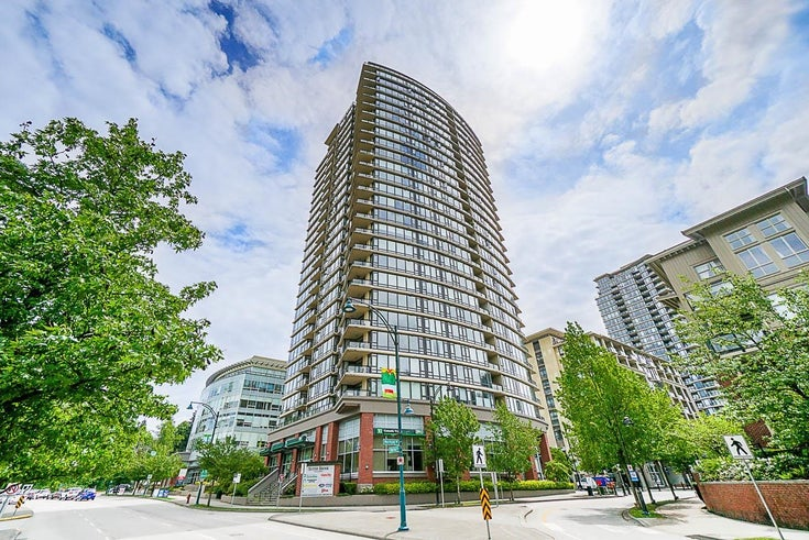 1709 110 BREW STREET - Port Moody Centre Apartment/Condo for sale, 1 Bedroom (R2622194)