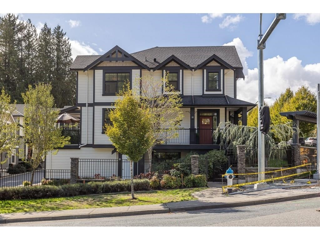 10 35298 MARSHALL ROAD - Abbotsford East Townhouse for sale, 3 Bedrooms (R2622205) - #1