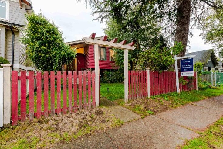 949 E 29TH AVENUE - Fraser VE House/Single Family for sale, 4 Bedrooms (R2622241)