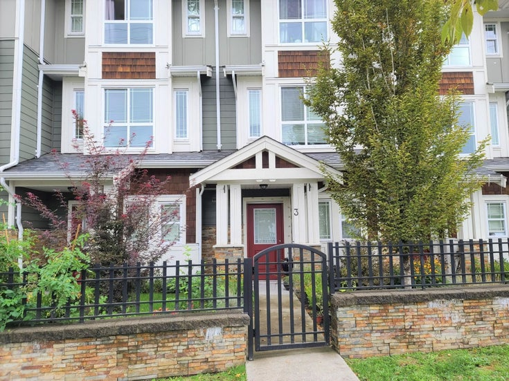 3 9989 240A STREET - Albion Townhouse for sale, 3 Bedrooms (R2622264)