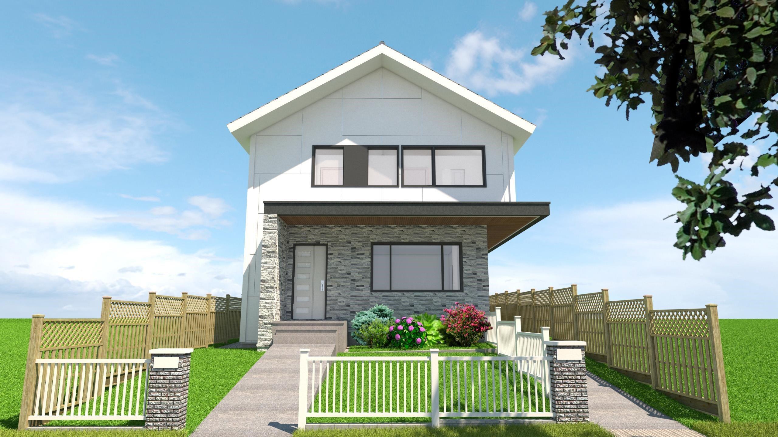 SL #2 2465 E 23RD AVENUE - Renfrew Heights 1/2 Duplex for sale, 3 Bedrooms (R2622267) - #1