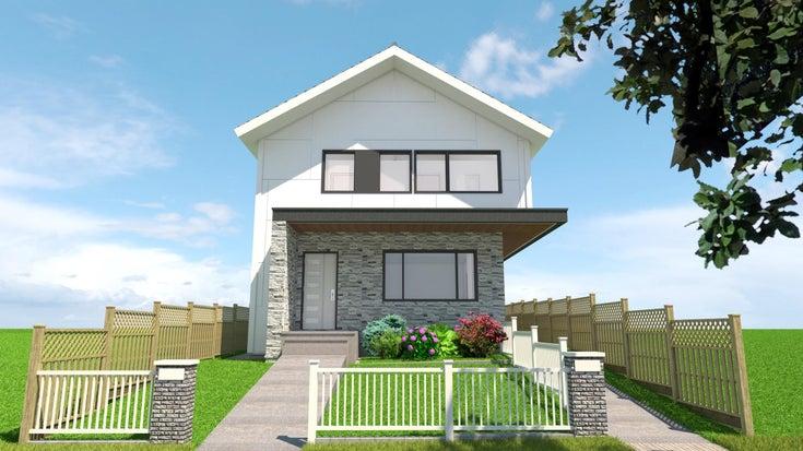 SL #2 2465 E 23RD AVENUE - Renfrew Heights 1/2 Duplex for sale, 3 Bedrooms (R2622267)