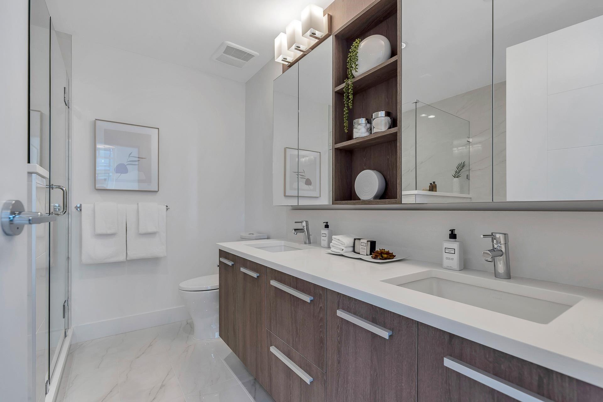 702 2780 VALLEY CENTRE AVENUE - Lynn Valley Apartment/Condo for sale, 3 Bedrooms (R2622279) - #13