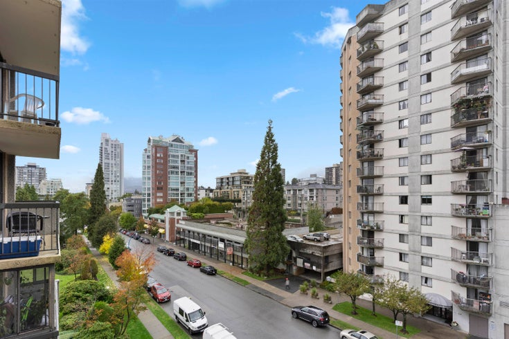 605 145 ST GEORGES AVENUE - Lower Lonsdale Apartment/Condo for sale, 1 Bedroom (R2622338)