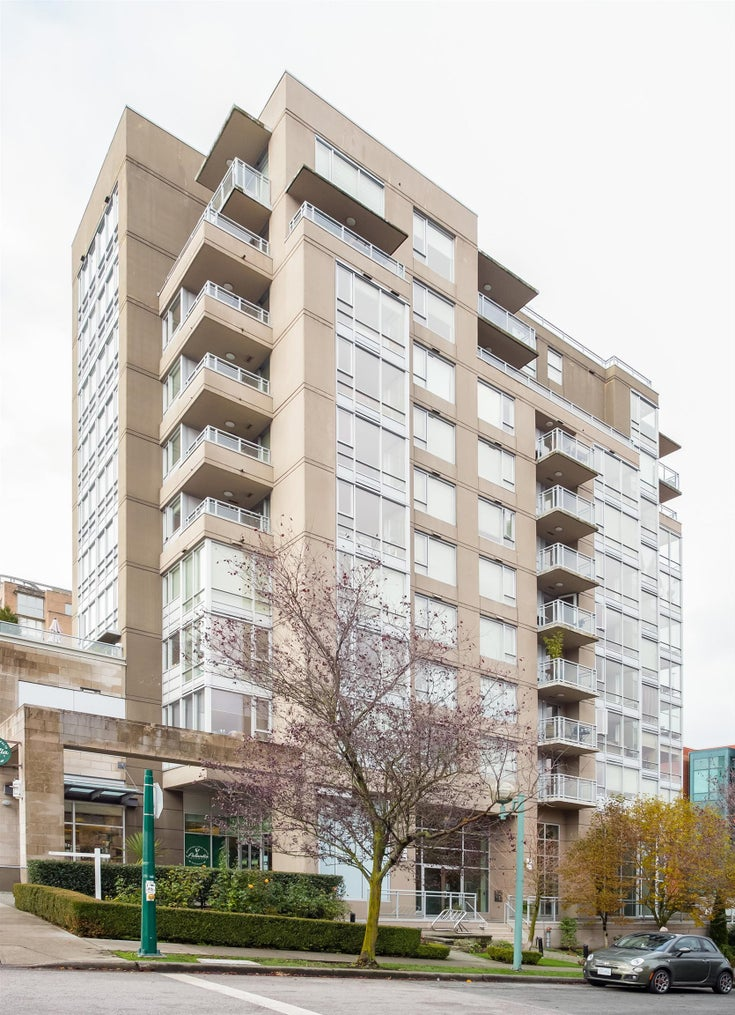 405 2483 SPRUCE STREET - Fairview VW Apartment/Condo for sale, 2 Bedrooms (R2622343)