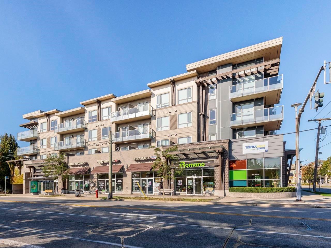409 6011 NO. 1 ROAD - Terra Nova Apartment/Condo for sale, 1 Bedroom (R2622398)