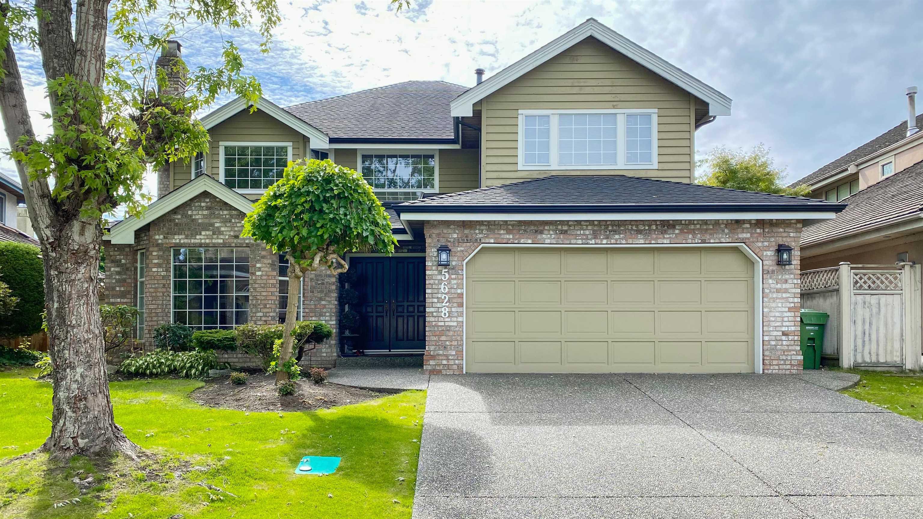5628 CORNWALL DRIVE - Terra Nova House/Single Family for sale, 4 Bedrooms (R2622407)