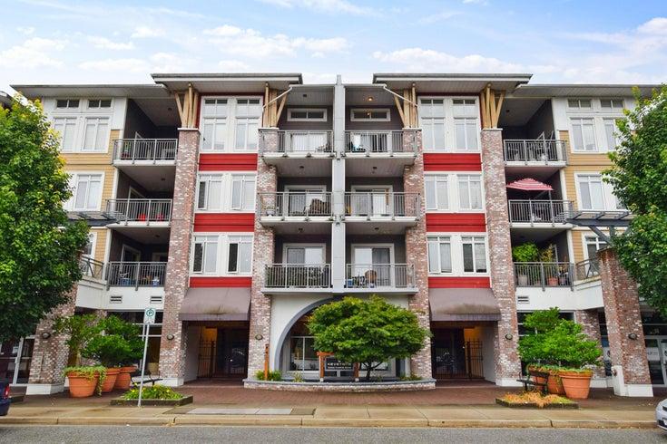 324 12350 HARRIS ROAD - Central Meadows Apartment/Condo for sale, 2 Bedrooms (R2622413)