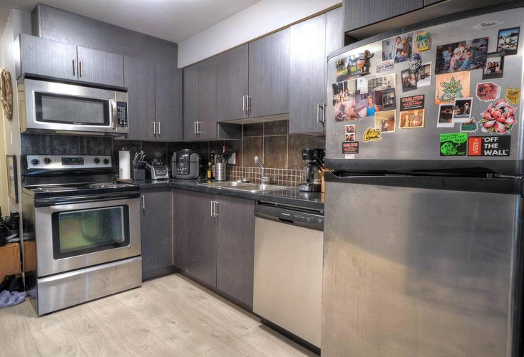 108 2228 WELCHER AVENUE - Central Pt Coquitlam Apartment/Condo for sale, 1 Bedroom (R2622436)