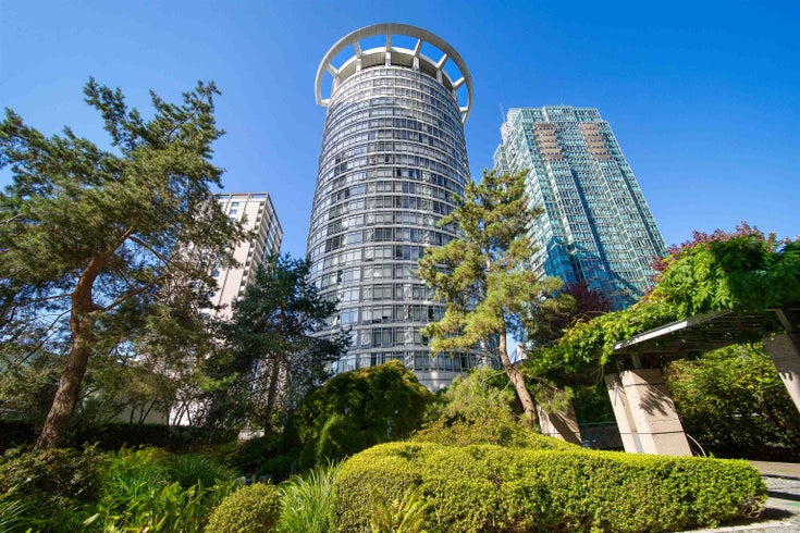 801 1288 ALBERNI STREET - West End VW Apartment/Condo for sale, 2 Bedrooms (R2622442)