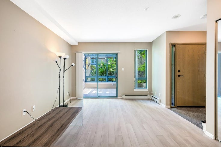 216 1238 MELVILLE STREET - Coal Harbour Townhouse for sale, 1 Bedroom (R2622453)