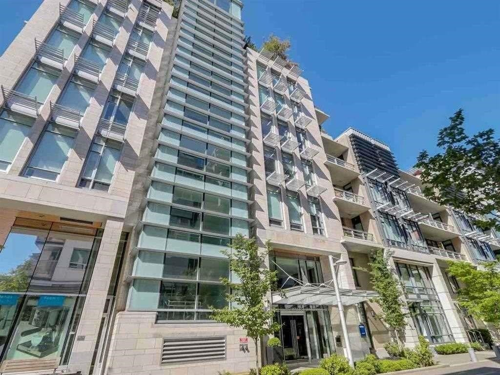 704 77 WALTER HARDWICK AVENUE - False Creek Apartment/Condo for sale, 2 Bedrooms (R2622522) - #1