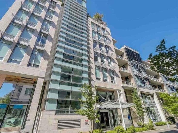 704 77 WALTER HARDWICK AVENUE - False Creek Apartment/Condo for sale, 2 Bedrooms (R2622522)