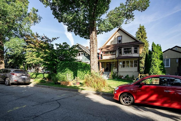 911 W 23RD AVENUE - Cambie House/Single Family for sale, 6 Bedrooms (R2622523)