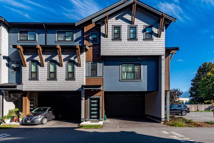 15 45608 BERNARD AVENUE - Chilliwack W Young-Well Townhouse for sale, 3 Bedrooms (R2622564)