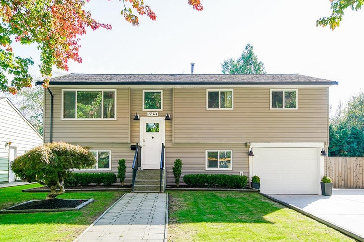 17314 62A AVENUE - Cloverdale BC House/Single Family for sale, 4 Bedrooms (R2622566)