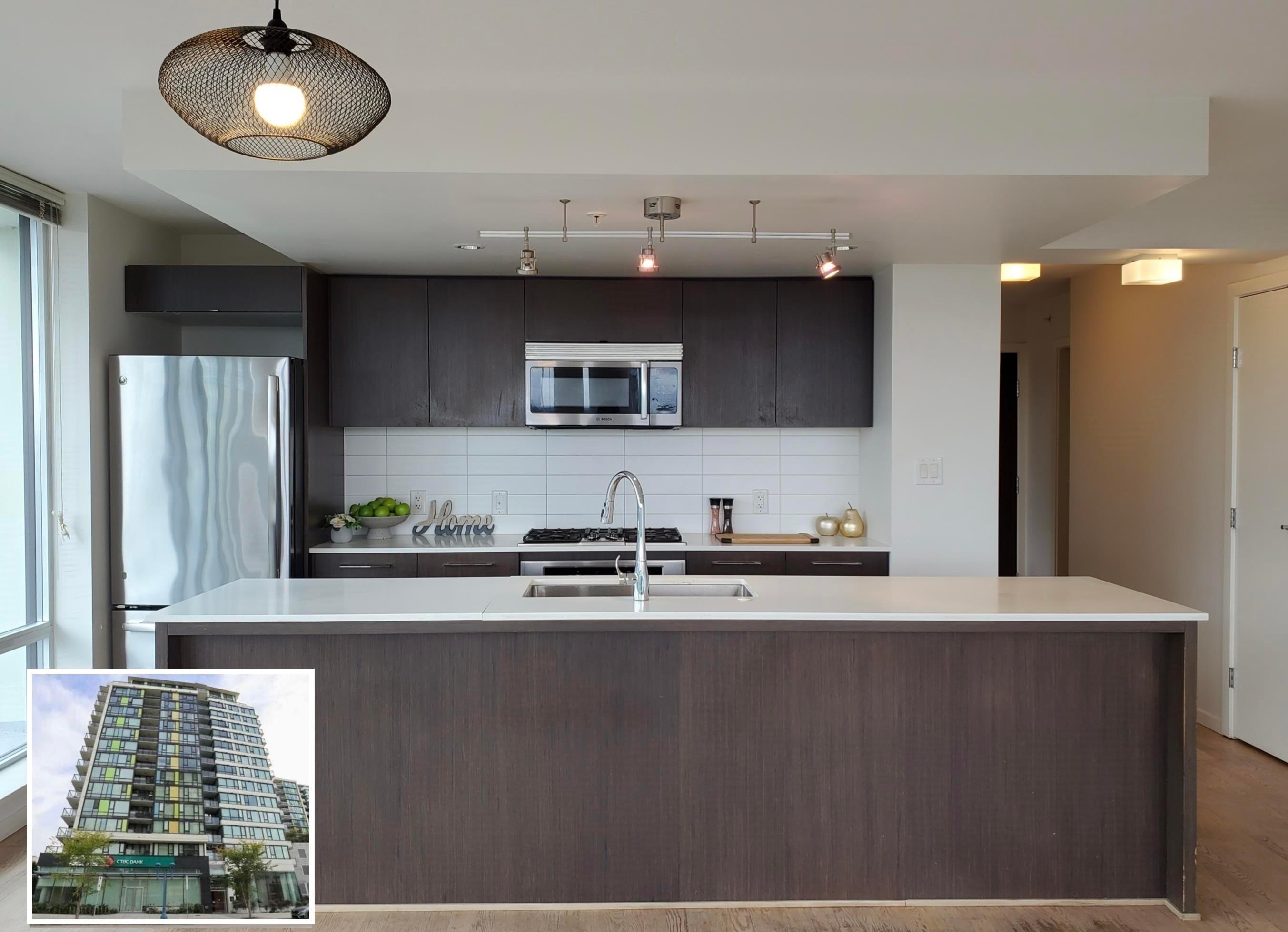 1113 7988 ACKROYD ROAD - Granville Apartment/Condo for sale, 2 Bedrooms (R2622591)