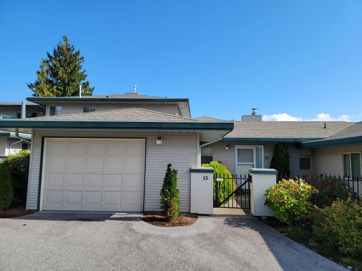 15 554 EAGLECREST DRIVE - Gibsons & Area Townhouse for sale, 2 Bedrooms (R2622617)