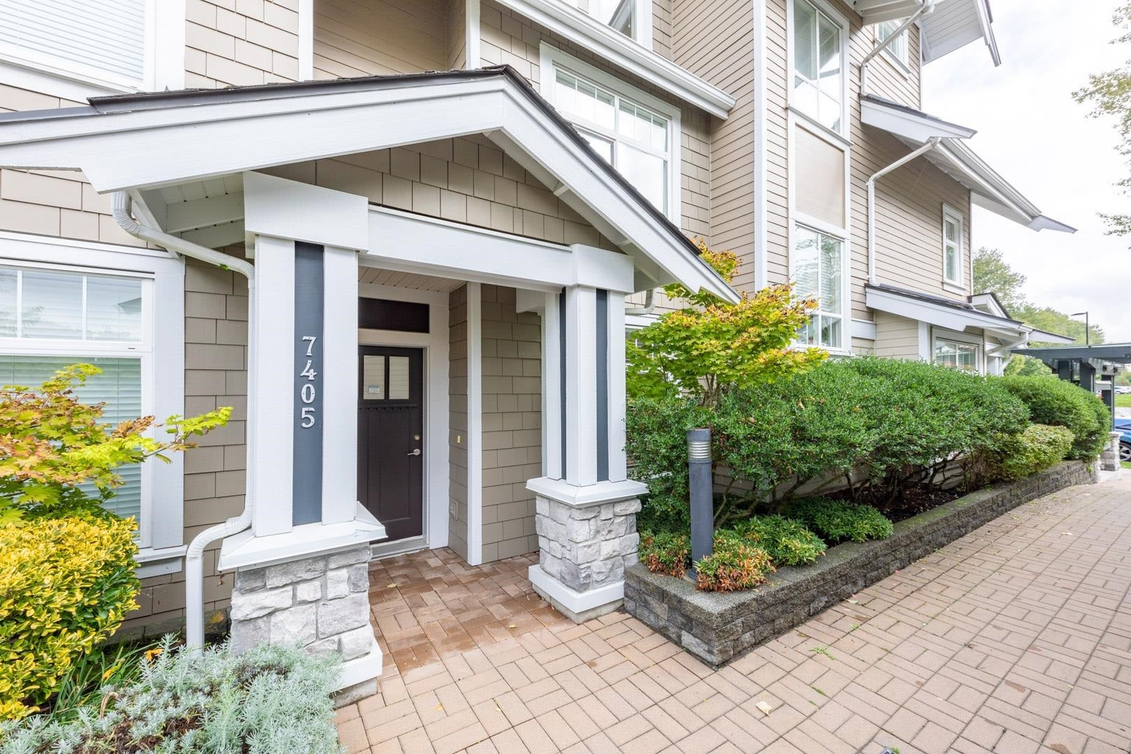 7405 COLUMBIA STREET - South Cambie Townhouse for sale, 4 Bedrooms (R2622642)