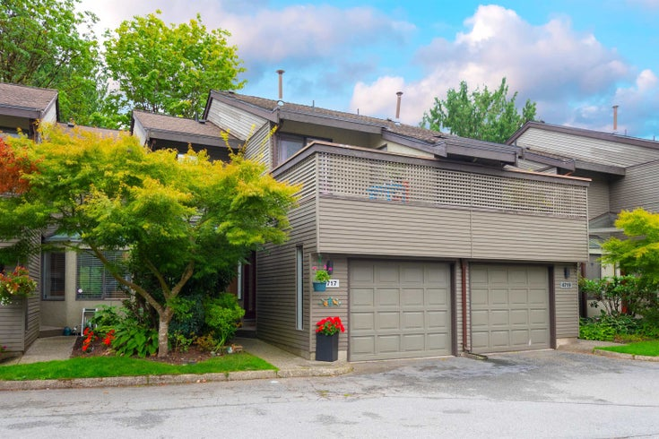 4717 GLENWOOD AVENUE - Canyon Heights NV Townhouse for sale, 3 Bedrooms (R2622666)