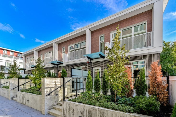 536 W KING EDWARD AVENUE - Cambie Townhouse for sale, 3 Bedrooms (R2622741)