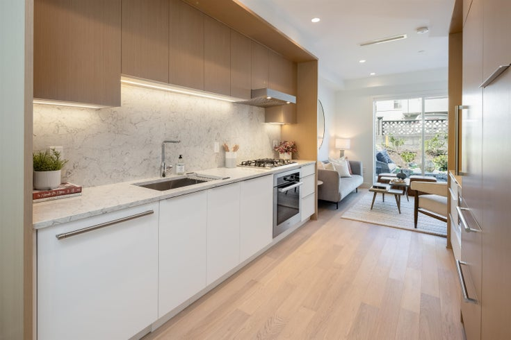 2125 W 7TH AVENUE - Kitsilano Townhouse for sale, 3 Bedrooms (R2622743)