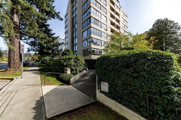 504 1412 ESQUIMALT AVENUE - Ambleside Apartment/Condo for sale, 2 Bedrooms (R2622781)