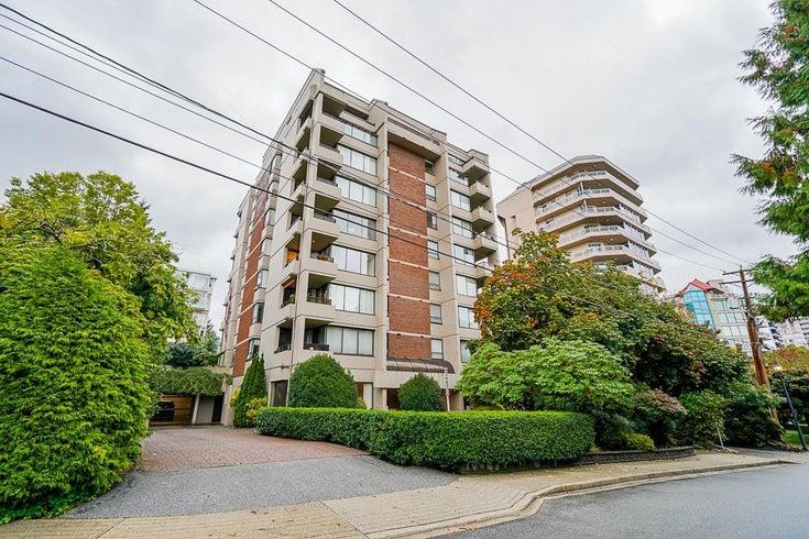 101 1737 DUCHESS AVENUE - Ambleside Apartment/Condo for sale, 1 Bedroom (R2622792)