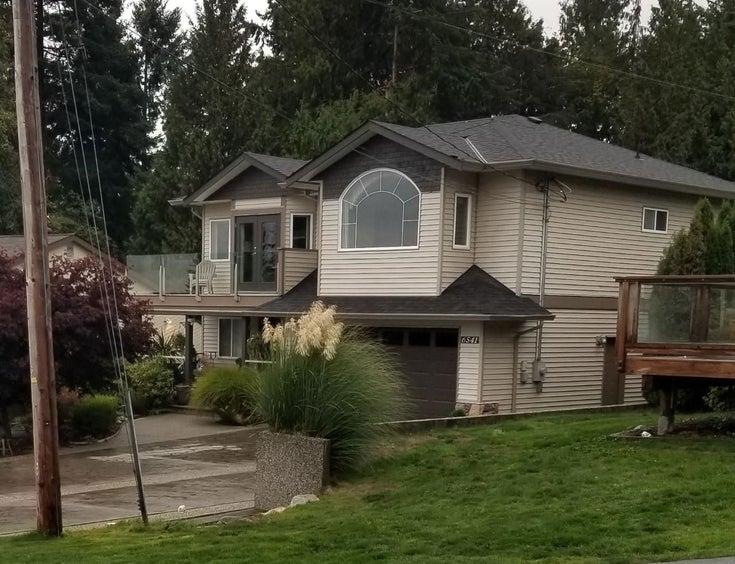 6541 JASPER ROAD - Sechelt District House/Single Family for sale, 4 Bedrooms (R2622817)
