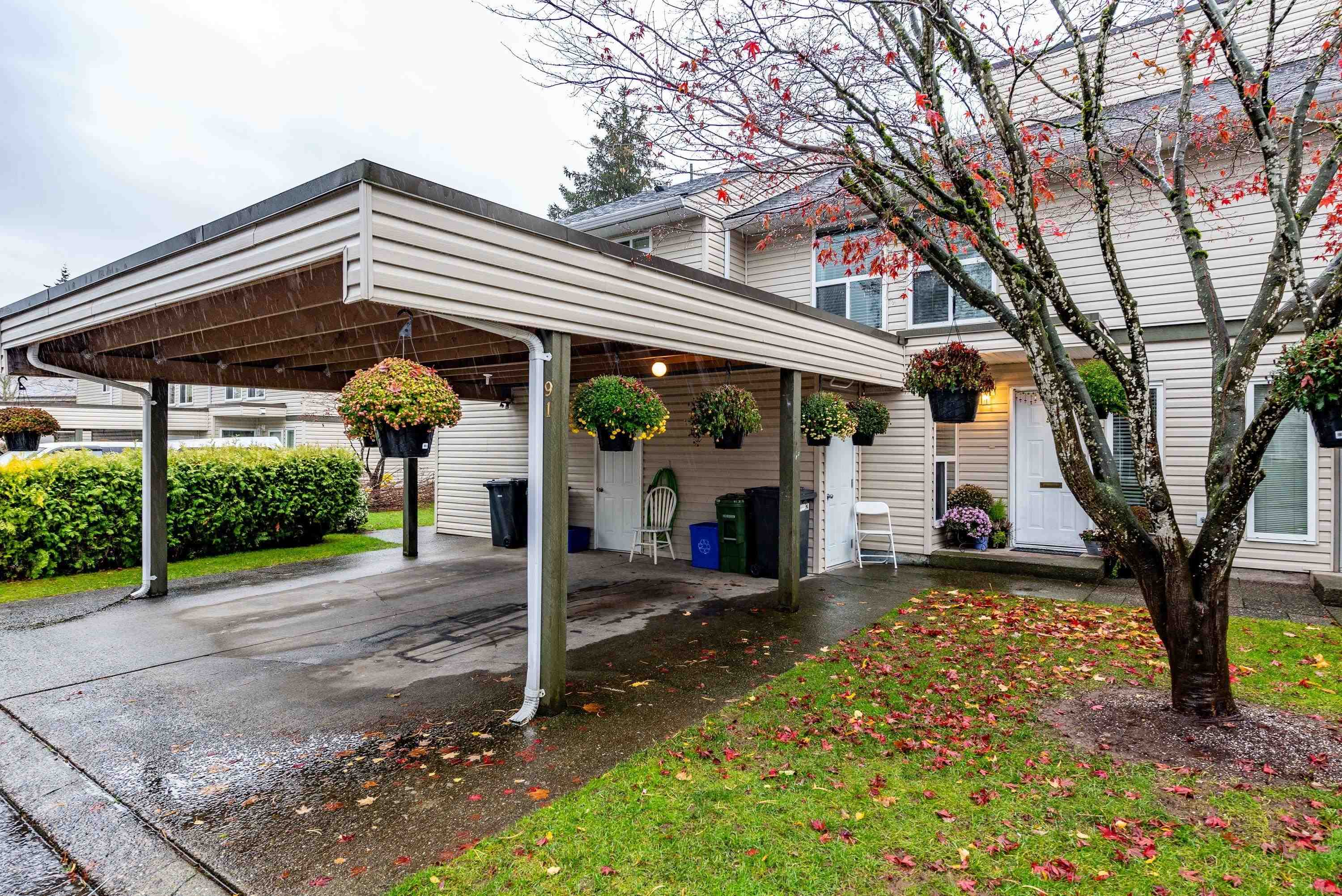 91 3030 TRETHEWEY STREET - Abbotsford West Townhouse for sale, 3 Bedrooms (R2622833) - #1