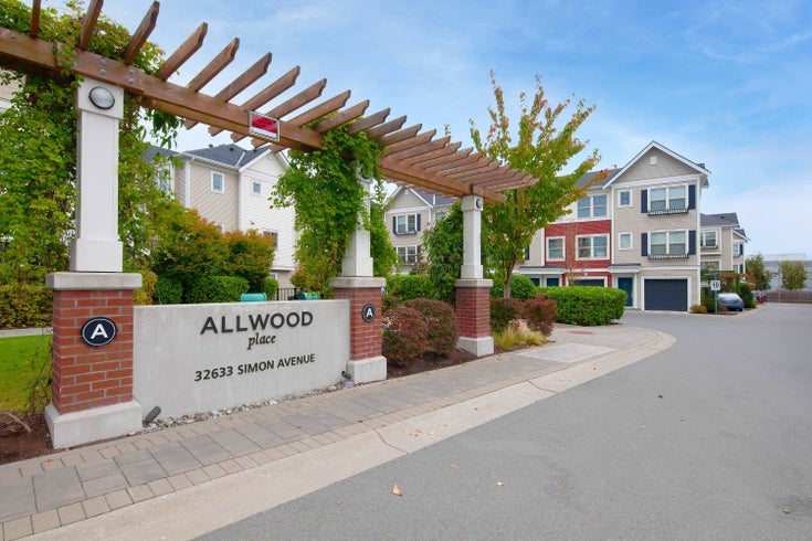 26 32633 SIMON AVENUE - Abbotsford West Townhouse for sale, 3 Bedrooms (R2622839)
