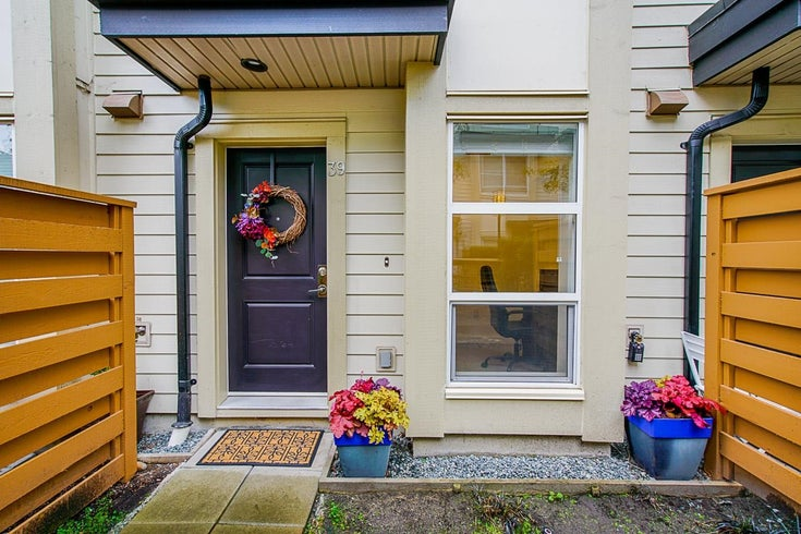 39 19477 72A AVENUE - Clayton Townhouse for sale, 2 Bedrooms (R2622846)