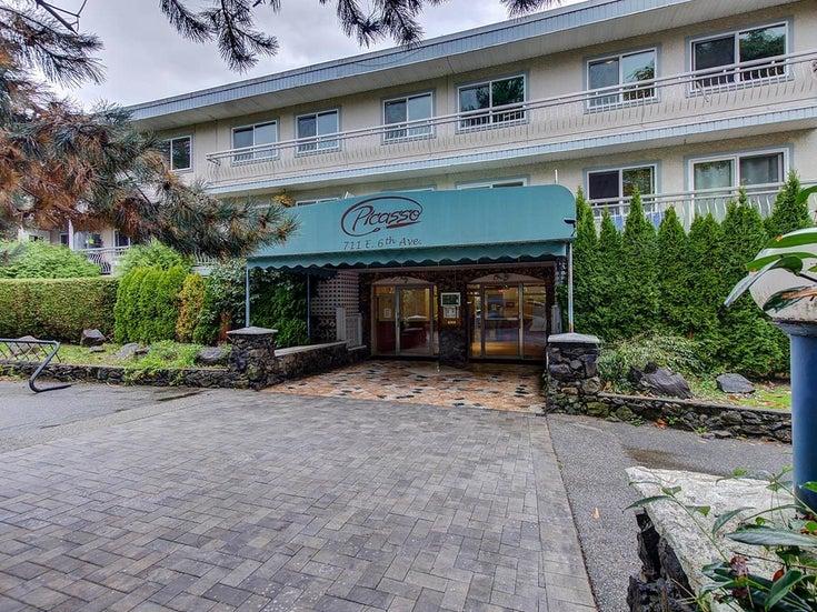 202 711 E 6TH AVENUE - Mount Pleasant VE Apartment/Condo for sale, 1 Bedroom (R2622873)