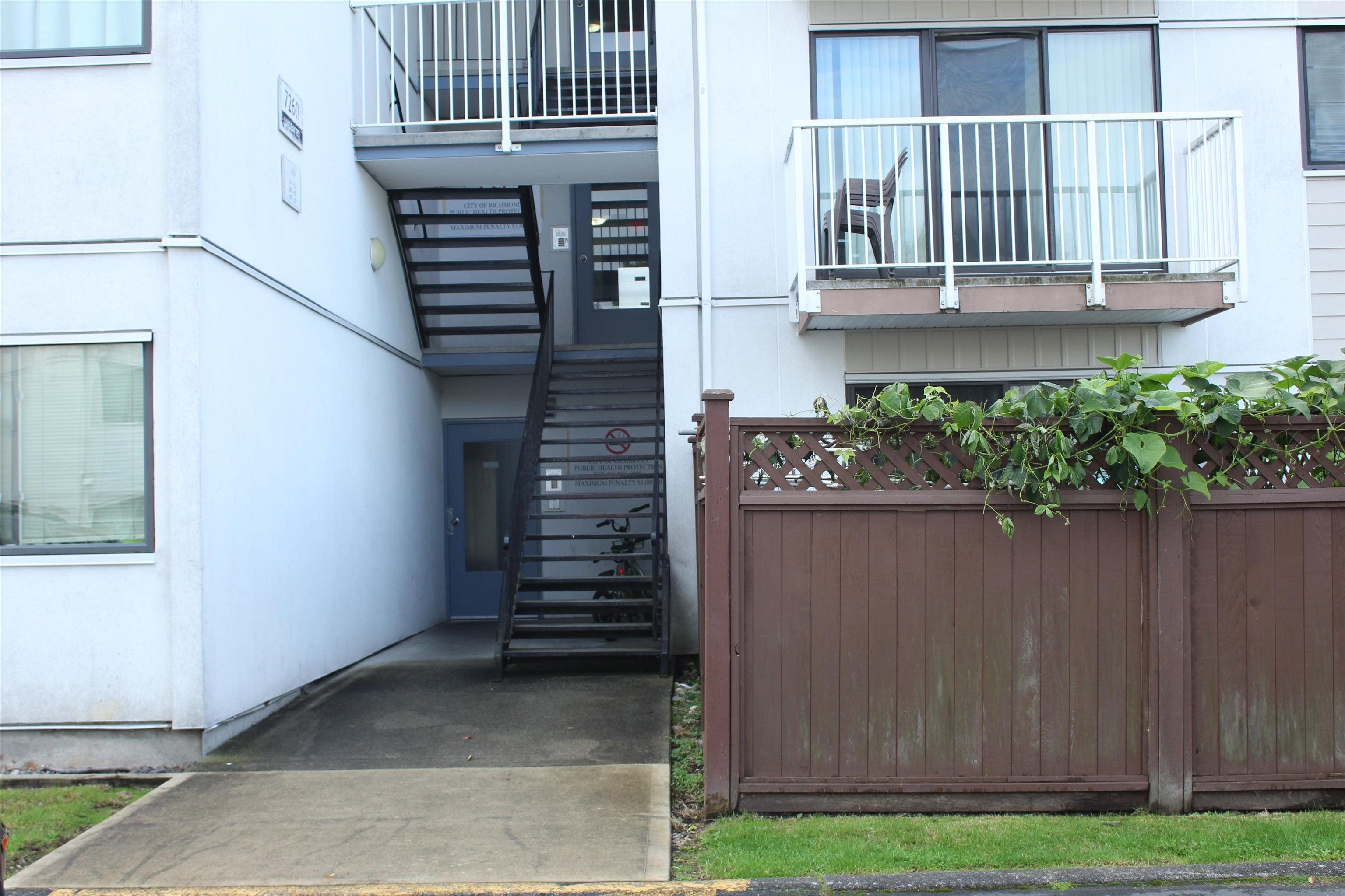 109 7260 LINDSAY ROAD - Granville Apartment/Condo for sale, 2 Bedrooms (R2622875)