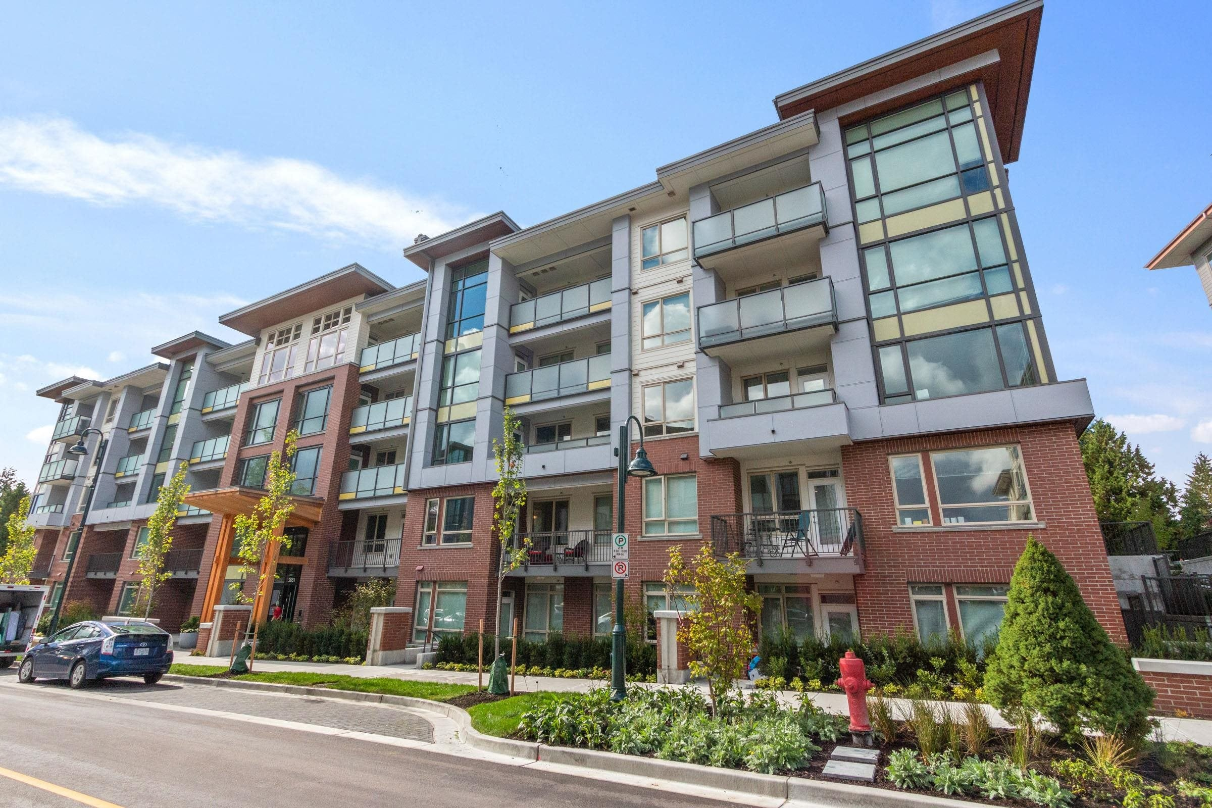 316 2651 LIBRARY LANE - Lynn Valley Apartment/Condo for sale, 2 Bedrooms (R2622878)