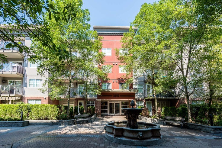 209 3250 ST JOHNS STREET - Port Moody Centre Apartment/Condo for sale, 2 Bedrooms (R2622895)