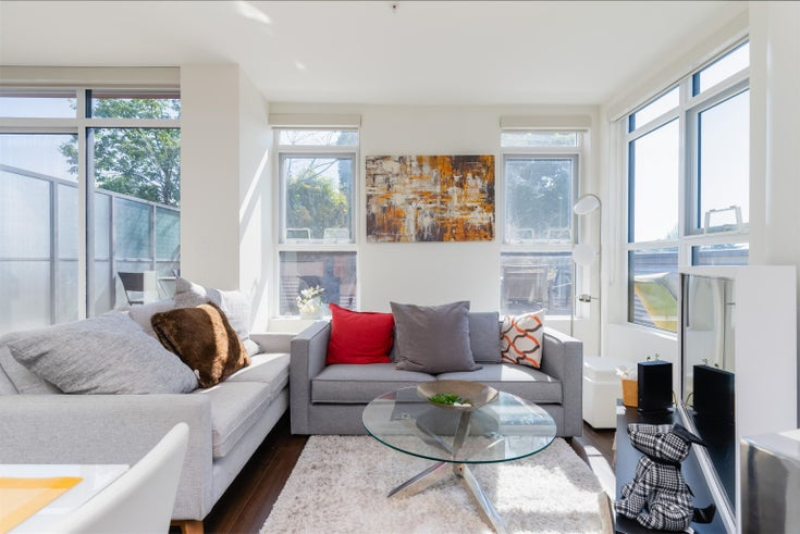 412 2250 COMMERCIAL DRIVE - Grandview Woodland Apartment/Condo for sale, 1 Bedroom (R2622899)