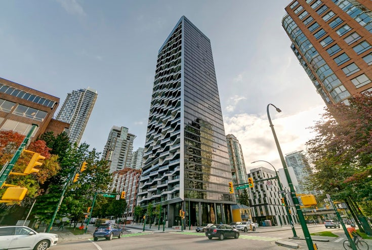 1202 889 PACIFIC STREET - Downtown VW Apartment/Condo for sale, 2 Bedrooms (R2622908)