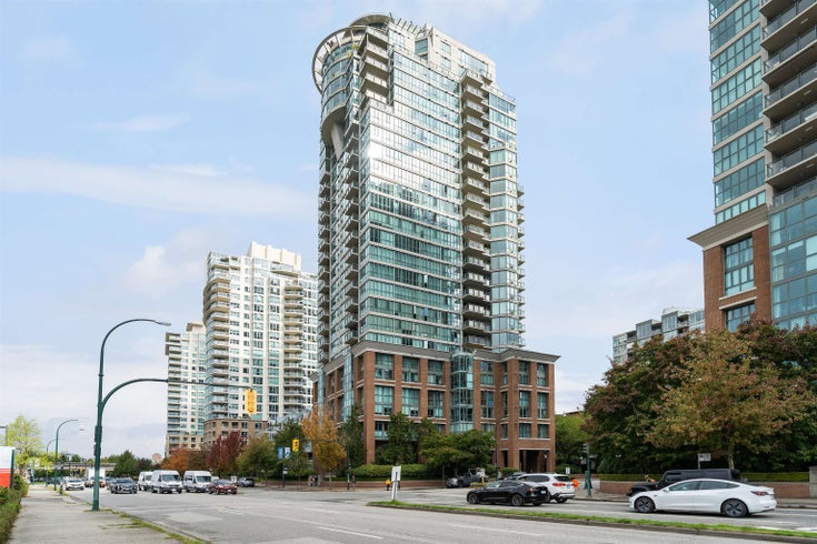 2004 1088 QUEBEC STREET - Downtown VE Apartment/Condo for sale, 2 Bedrooms (R2622929)