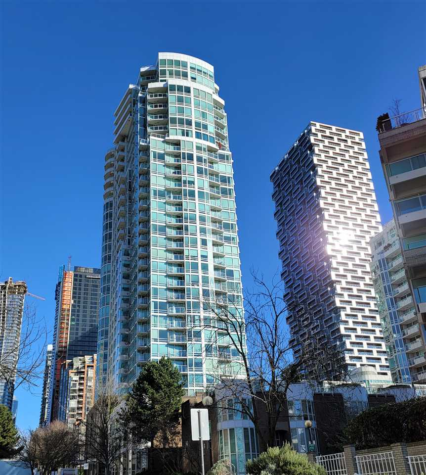 810 1500 HORNBY STREET - Yaletown Apartment/Condo for sale, 2 Bedrooms (R2622951) - #1
