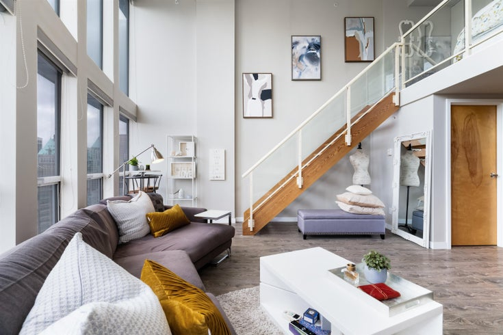 PH4 933 SEYMOUR STREET - Downtown VW Apartment/Condo for sale, 1 Bedroom (R2622966)