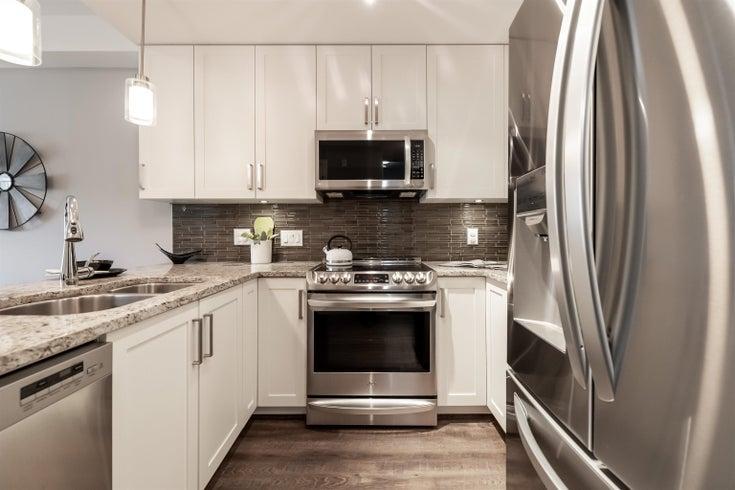 308 6470 194 STREET - Clayton Apartment/Condo for sale, 1 Bedroom (R2622977)