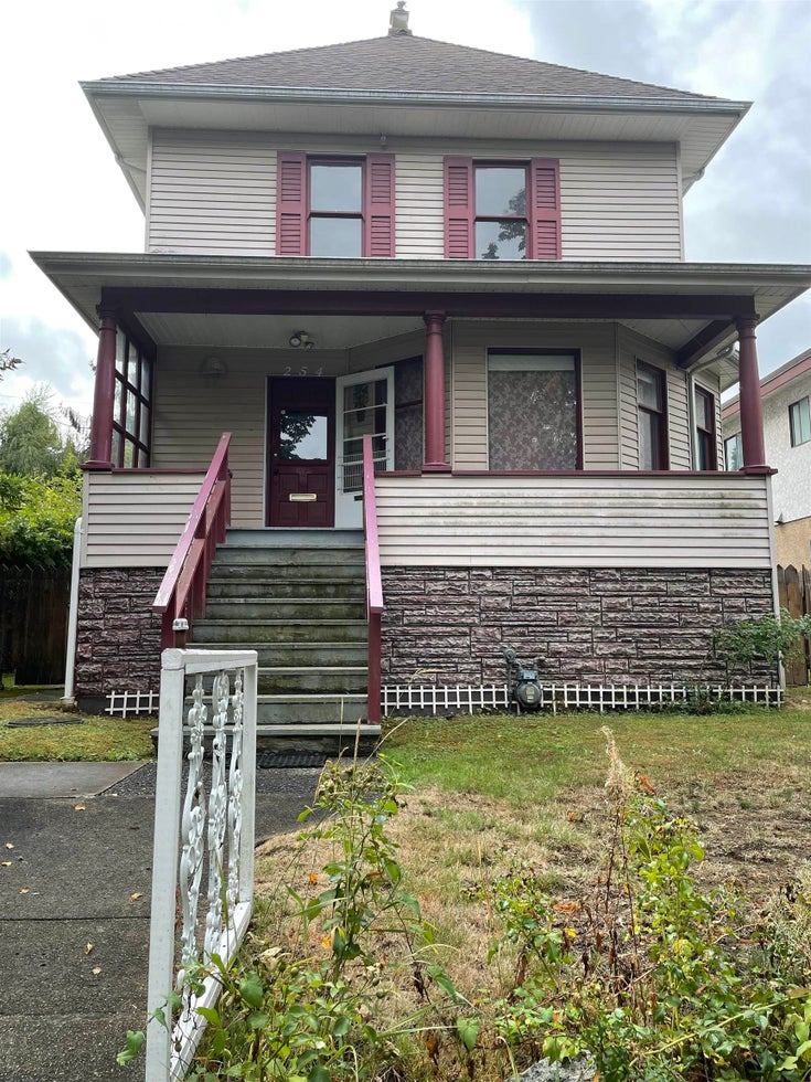 254 E 16TH AVENUE - Main House/Single Family for sale, 3 Bedrooms (R2622979)