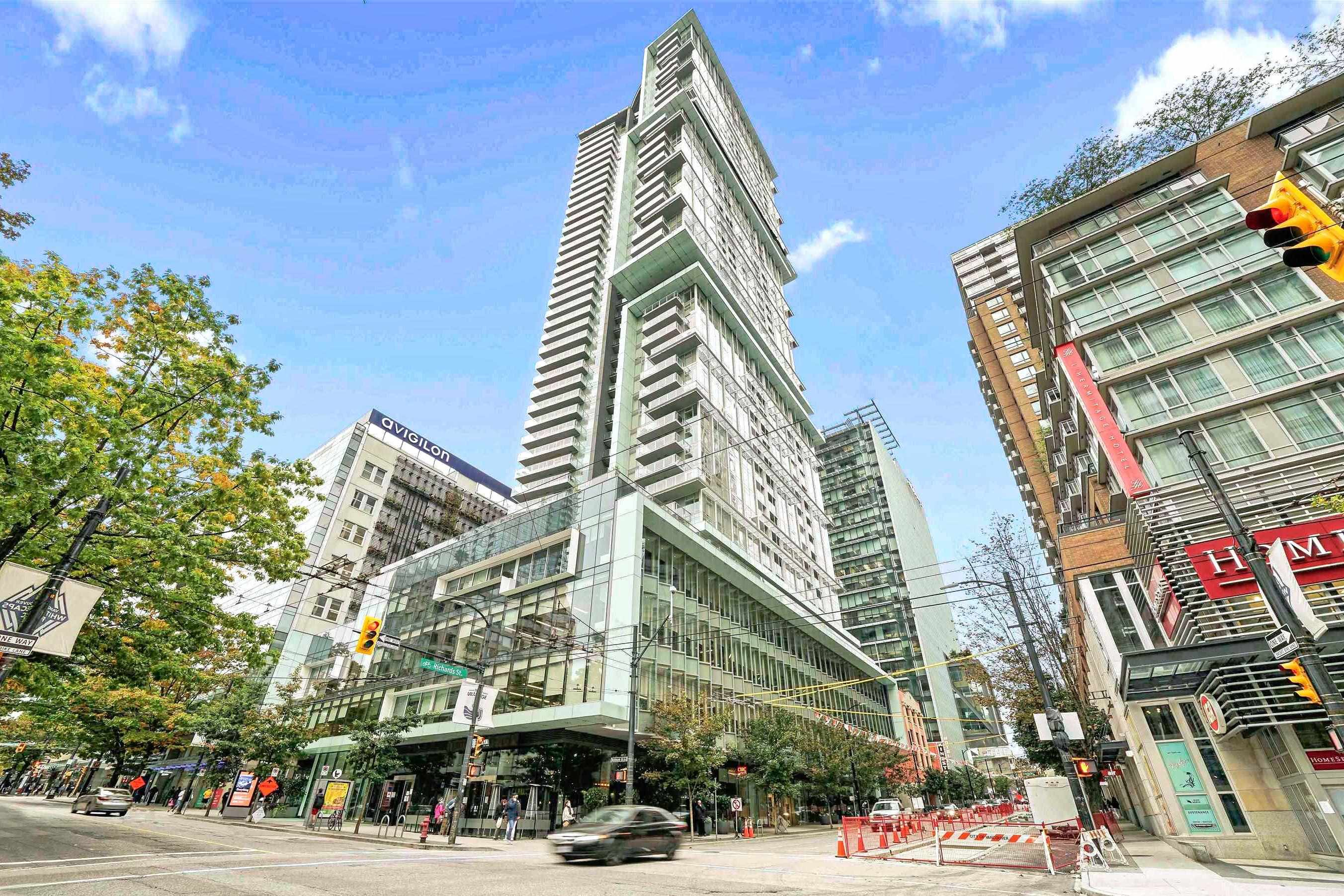 3012 777 RICHARDS STREET - Downtown VW Apartment/Condo for sale, 3 Bedrooms (R2622983) - #1