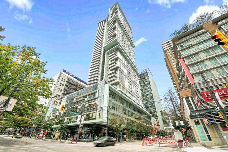 3012 777 RICHARDS STREET - Downtown VW Apartment/Condo for sale, 3 Bedrooms (R2622983)