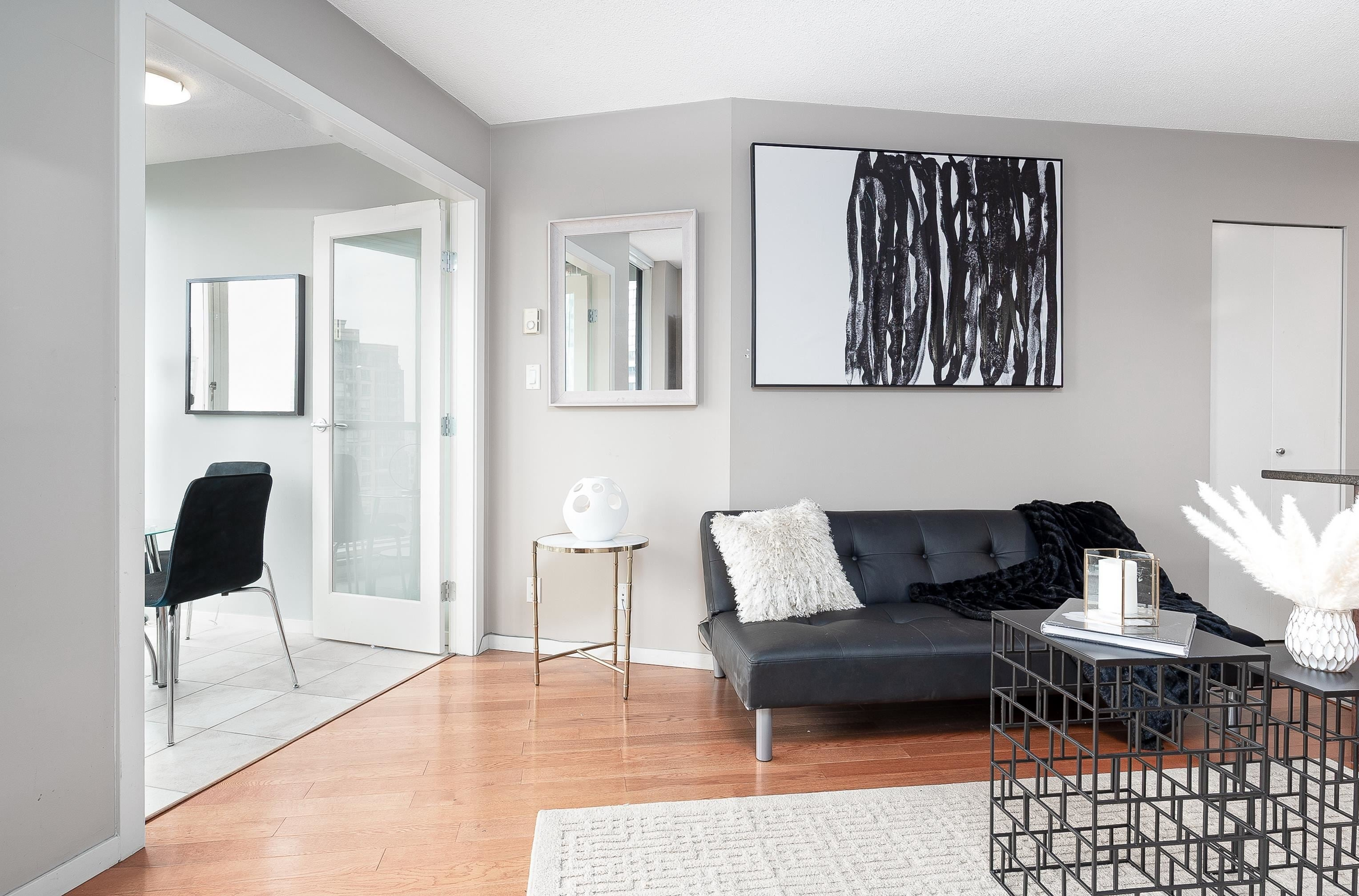 1705 1199 SEYMOUR STREET - Downtown VW Apartment/Condo for sale, 1 Bedroom (R2623005) - #1