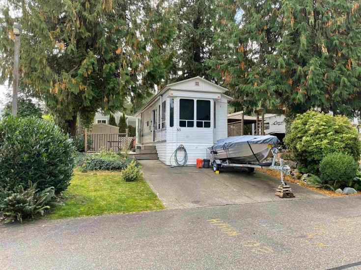 85 14600 MORRIS VALLEY ROAD - Lake Errock for sale(R2623043)
