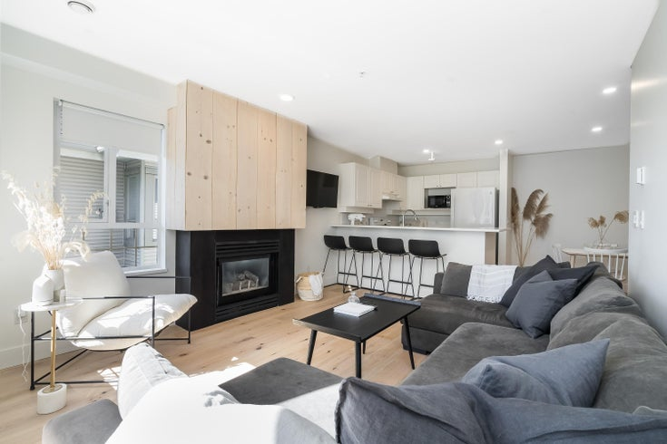 312 22025 48 AVENUE - Murrayville Apartment/Condo for sale, 1 Bedroom (R2623053)